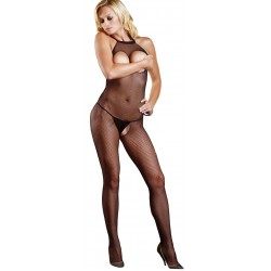 Fishnet Open Bust Bodystocking Fetish Fashions  Fetish Wear | Fetishwear in Leather Latex, Rubber, Bondage Clothing and Sky High Heels