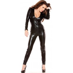 Kitten Wet Look Lycra Catsuit Fetish Fashions  Fetish Wear | Leather, Bondage, Latex, Rubber, Sky High Heels