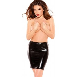 Sexy Siren Wet Look Lycra Skirt Fetish Fashions  Fetish Wear | Fetishwear in Leather Latex, Rubber, Bondage Clothing and Sky High Heels