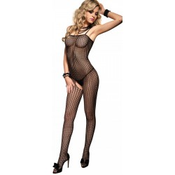 Crochet Net Seamless Bodystocking Fetish Fashions  Fetish Wear | Fetishwear in Leather Latex, Rubber, Bondage Clothing and Sky High Heels
