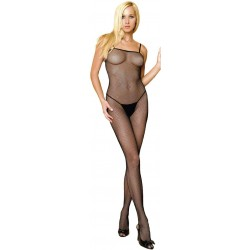 Seamless Spaghetti Strap Fishnet Bodystocking Fetish Fashions  Fetish Wear | Fetishwear in Leather Latex, Rubber, Bondage Clothing and Sky High Heels