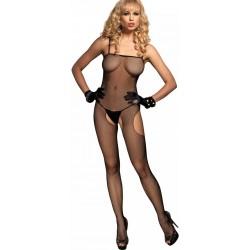 Spaghetti Strap Fishnet Suspender Bodystocking Fetish Fashions  Fetish Wear   Fetishwear in Leather Latex, Rubber, Bondage Clothing and Sky High Heels