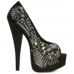 Bailey Rock Star Studded Pumps