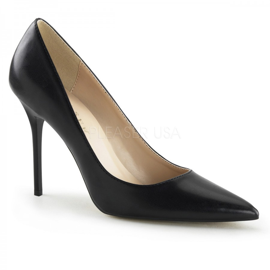 quite nice special sales new arrival Classique Black 4 Inch High Heel Pump
